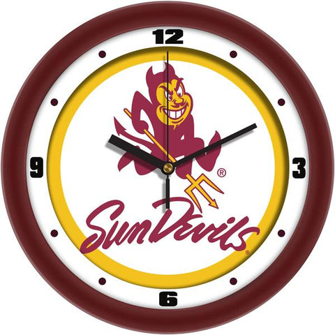 Arizona State Sun Devils - Traditional Wall Clock - SuntimeDirect