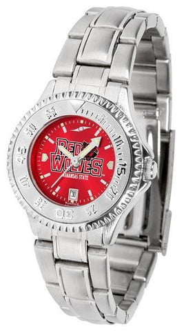 Arkansas State Red Wolves - Ladies' Competitor Watch - SuntimeDirect