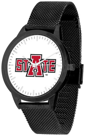 Arkansas State Red Wolves - Mesh Statement Watch - Black Band - SuntimeDirect