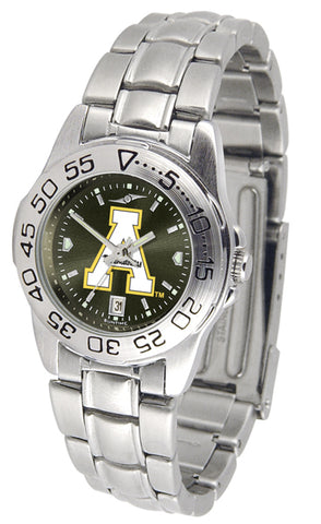 Appalachian State Mountaineers - Ladies' Sport Steel AnoChrome
