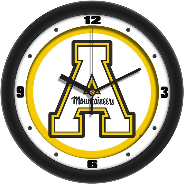 Appalachian State Mountaineers - Traditional Wall Clock - SuntimeDirect