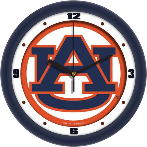 Auburn Tigers - Traditional Wall Clock - SuntimeDirect