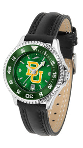 Baylor Bears - Competitor Ladies' AnoChrome  -  Color Bezel - SuntimeDirect
