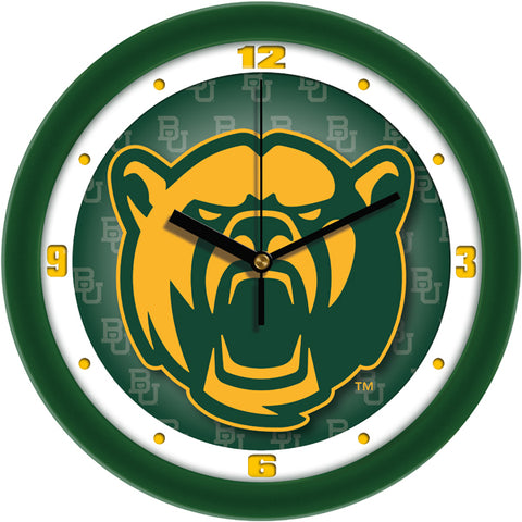 Baylor Bears - Dimension Wall Clock - SuntimeDirect