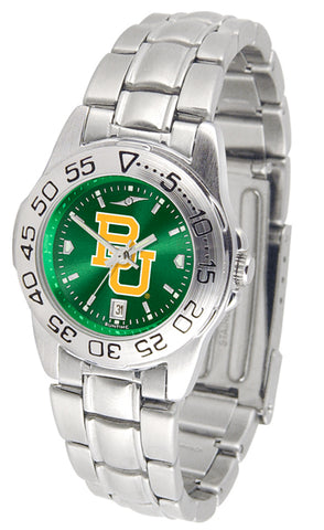 Baylor Bears - Ladies' Sport Steel AnoChrome