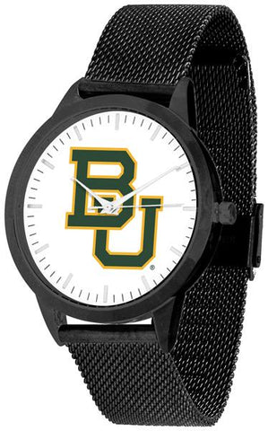 Baylor Bears - Mesh Statement Watch - Black Band - SuntimeDirect