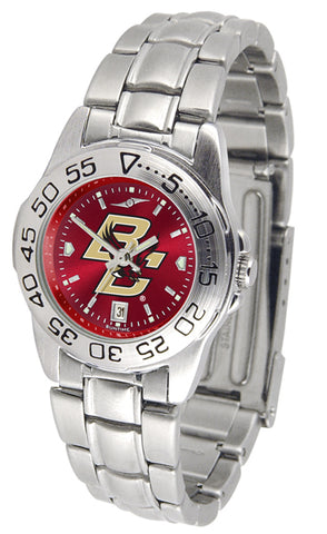 Boston College Eagles - Ladies' Sport Steel AnoChrome