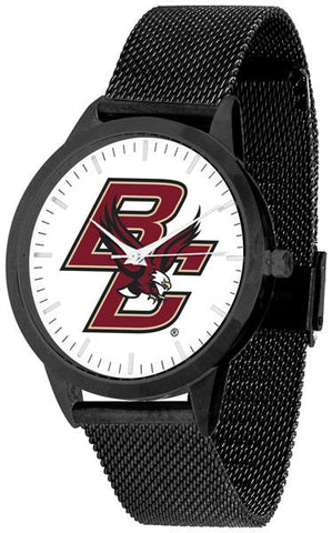 Boston College Eagles - Mesh Statement Watch - Black Band - SuntimeDirect