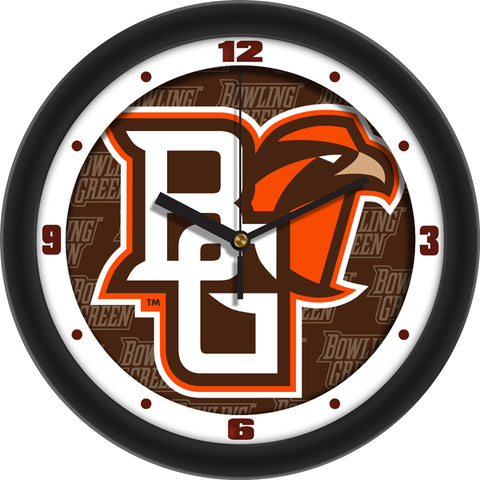 Bowling Green Falcons - Dimension Wall Clock - SuntimeDirect