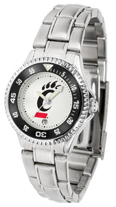 Cincinnati Bearcats - Competitor Ladies Steel - SuntimeDirect