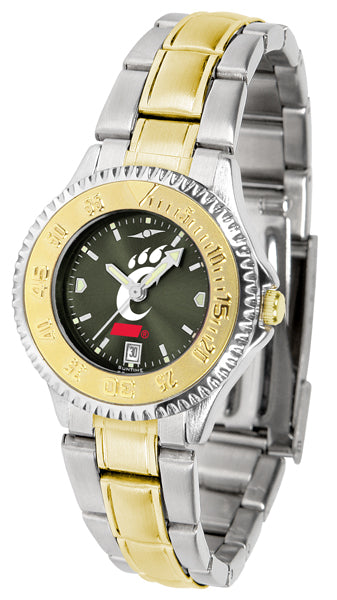 Cincinnati Bearcats - Competitor Ladies Two - Tone AnoChrome - SuntimeDirect