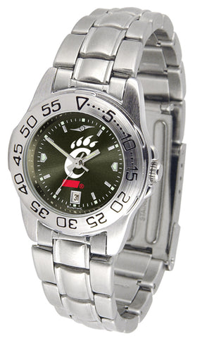 Cincinnati Bearcats - Ladies' Sport Steel AnoChrome