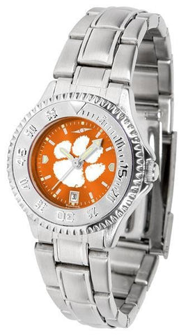 Clemson Tigers - Ladies' Competitor Watch - SuntimeDirect