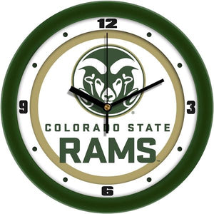 Colorado State Rams - Traditional Wall Clock - SuntimeDirect