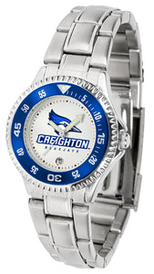 Creighton University Bluejays - Competitor Ladies Steel - SuntimeDirect