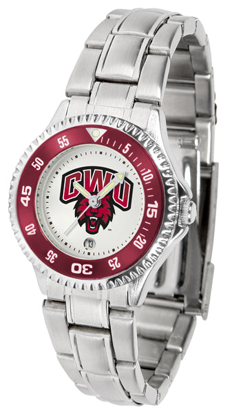 Central Washington Wildcats - Competitor Ladies Steel - SuntimeDirect