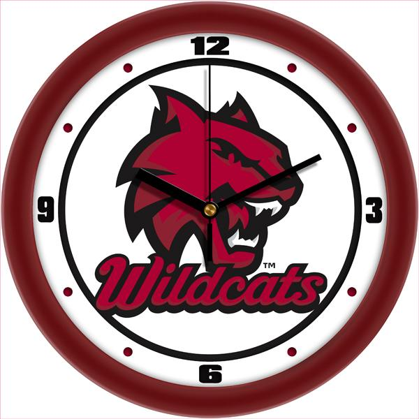 Central Washington Wildcats - Traditional Wall Clock - SuntimeDirect