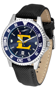 East Tennessee State Buccaneers - Competitor AnoChrome  -  Color Bezel - SuntimeDirect