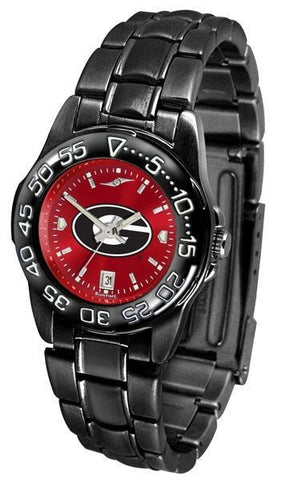 Georgia Bulldogs - Ladies' Fantom Watch - SuntimeDirect