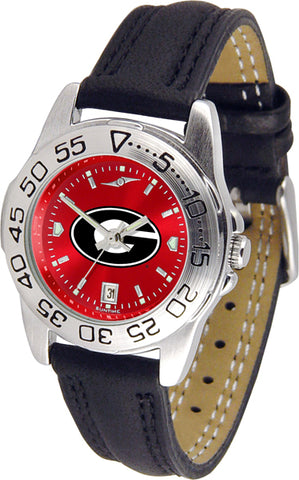 Georgia Bulldogs - Ladies' Sport AnoChrome
