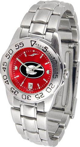 Georgia Bulldogs - Ladies' Sport Watch - SuntimeDirect