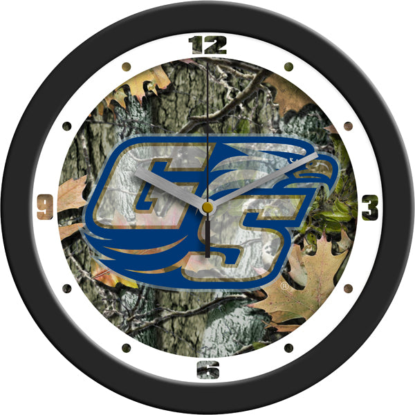 Georgia Southern Eagles - Camo Wall Clock