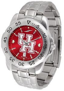 Houston Cougars - Sport Steel AnoChrome - SuntimeDirect