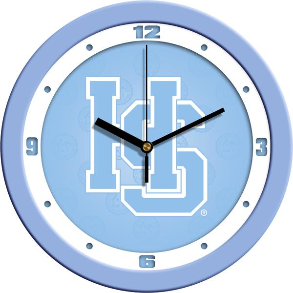 Hampden Sydney College - Baby Blue Wall Clock - SuntimeDirect