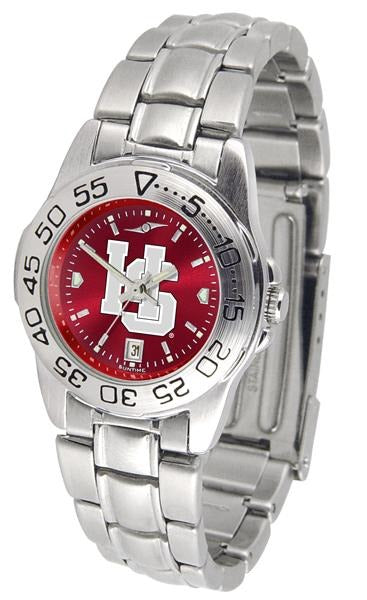Hampden Sydney College - Ladies' Sport Steel AnoChrome - SuntimeDirect
