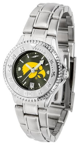 Iowa Hawkeyes - Ladies' Competitor Watch - SuntimeDirect