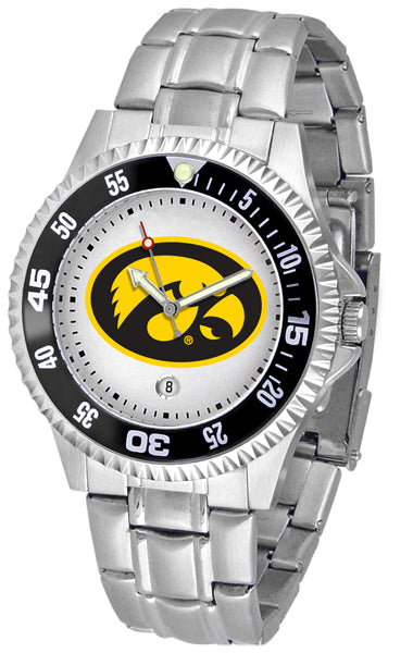 Iowa Hawkeyes - Competitor Steel - SuntimeDirect