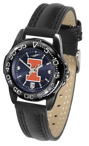 Illinois Fighting Illini - Ladies Fantom Bandit AnoChrome - SuntimeDirect
