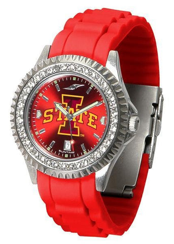 Iowa State Cyclones - Sparkle Fashion Watch - SuntimeDirect