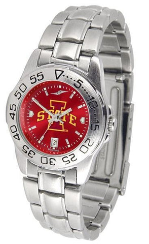 Iowa State Cyclones - Ladies' Sport Watch - SuntimeDirect