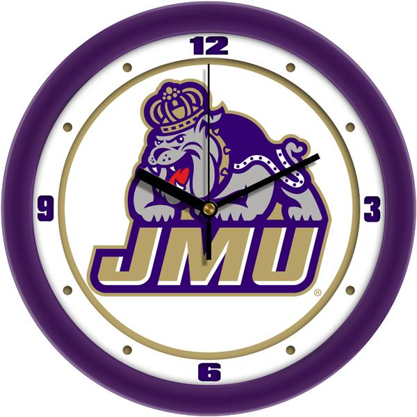 James Madison Dukes - Traditional Wall Clock - SuntimeDirect