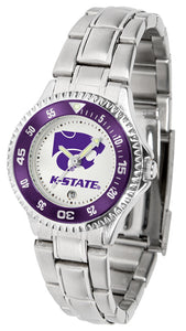 Kansas State Wildcats - Competitor Ladies Steel - SuntimeDirect