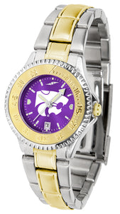 Kansas State Wildcats - Competitor Ladies Two - Tone AnoChrome - SuntimeDirect