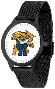 Kentucky Wildcats - Mesh Statement Watch - Black Band - SuntimeDirect