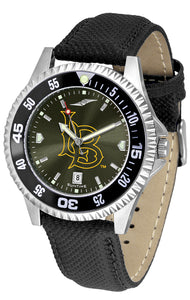 Long Beach State 49ers - Competitor AnoChrome  -  Color Bezel - SuntimeDirect
