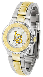 Long Beach State 49ers - Competitor Ladies Two - Tone - SuntimeDirect