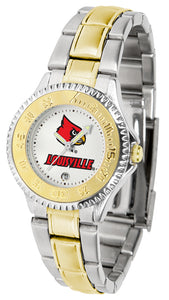 Louisville Cardinals - Competitor Ladies Two - Tone - SuntimeDirect