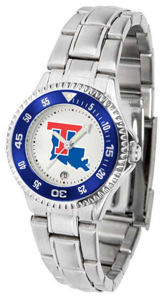Louisiana Tech Bulldogs - Competitor Ladies Steel - SuntimeDirect