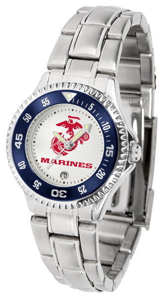 US Marines - Competitor Ladies Steel - SuntimeDirect