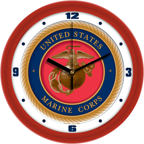 US Marines - Dimension Wall Clock - SuntimeDirect