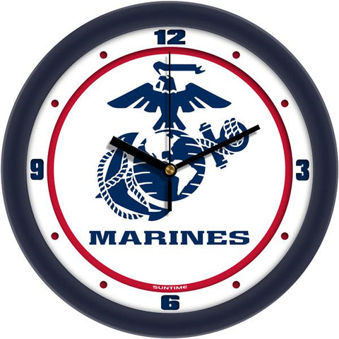 US Marines - Traditional Wall Clock - SuntimeDirect