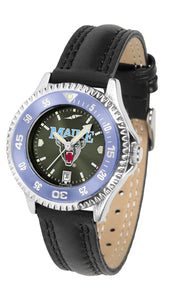 Maine Black Bears - Competitor Ladies' AnoChrome  -  Color Bezel - SuntimeDirect