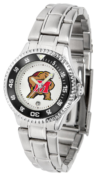 Maryland Terrapins - Competitor Ladies Steel - SuntimeDirect