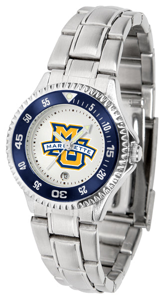 Marquette Golden Eagles - Competitor Ladies Steel - SuntimeDirect