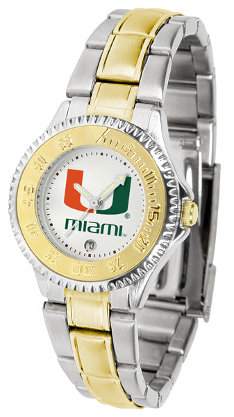 Miami Hurricanes - Competitor Ladies Two - Tone - SuntimeDirect