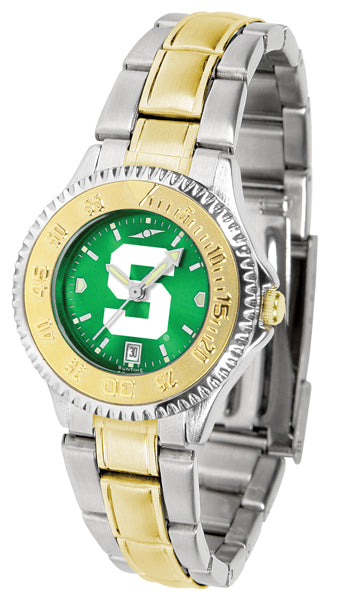 Michigan State Spartans - Competitor Ladies Two - Tone AnoChrome - SuntimeDirect